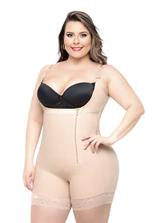35c45fdfec All About Shapewear Fajas Colombianas Body Shaper Firm Tummy Control    Natural Butt Lift Beige