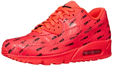 outlet store e9723 e77a3 Nike Men s Air Max 90 Premium Running Shoe 8 Red