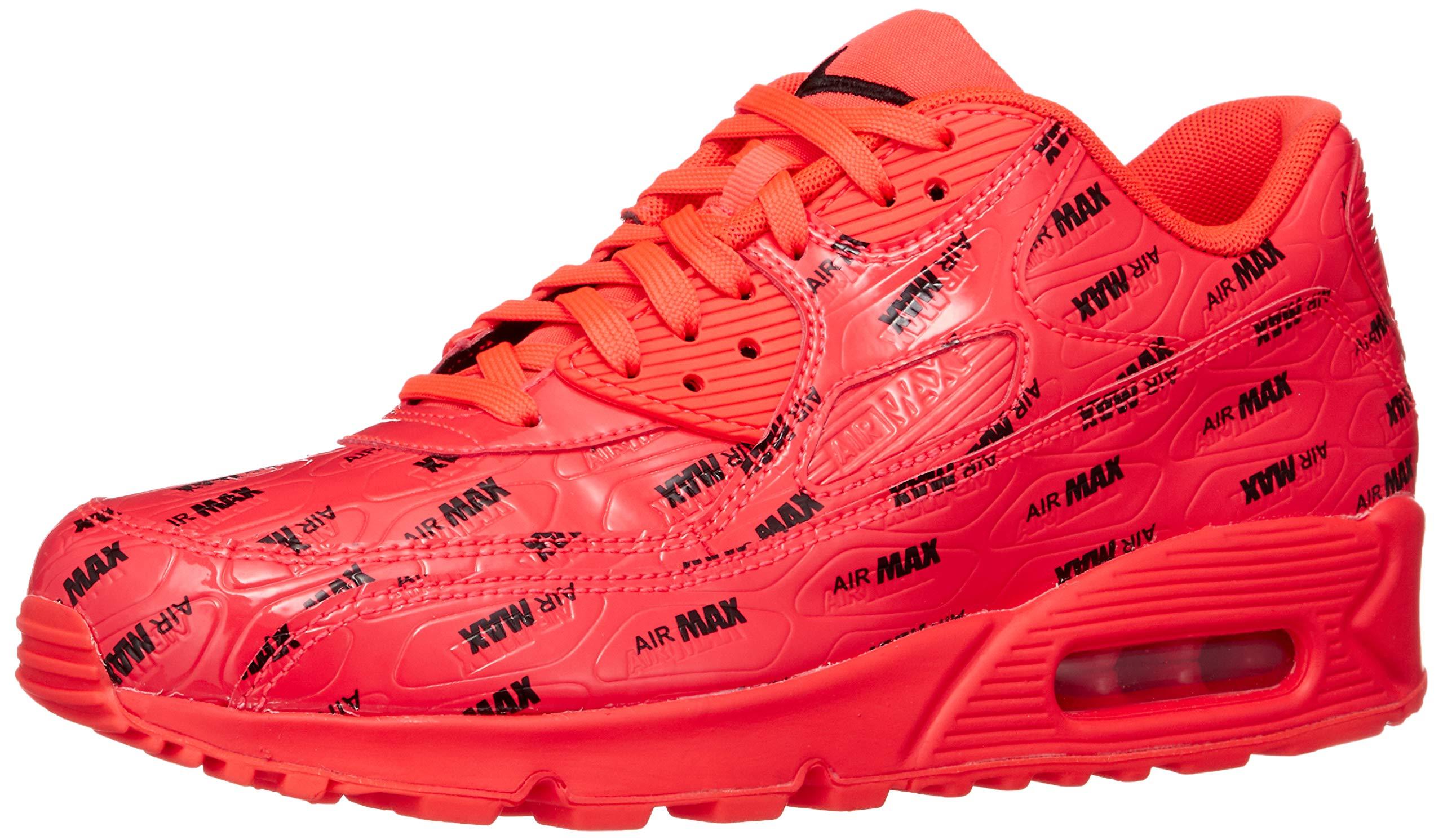 Surichinmoi Sospechar Acechar  Nike Men's Air Max 90 Premium Running Shoe 9 Red on Galleon Philippines