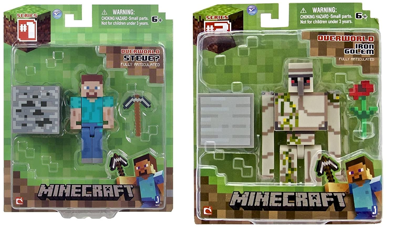 Minecraft golem bauen