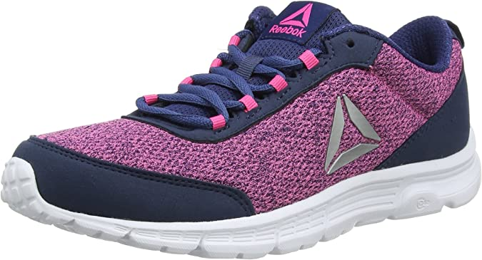 Reebok Speedlux 3.0, Zapatillas de Trail Running para Mujer, Azul (Washed Blue/Acid Pink/White/Steel/Slvr 000), 38 EU: Amazon.es: Zapatos y complementos