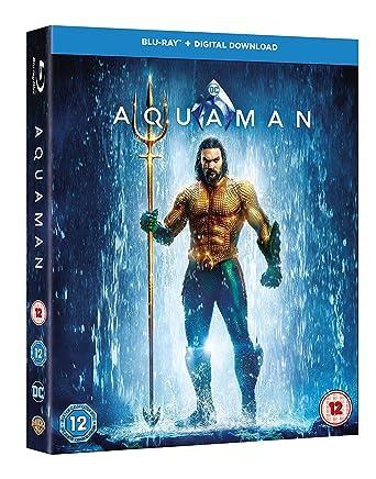 Amazon Com Aquaman Blu Ray Jason Momoa Amber Heard Willem