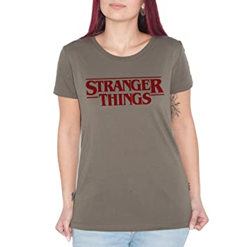 Brain Factory Camiseta Stranger Things - by, Lima, XS: Amazon.es: Deportes y aire libre