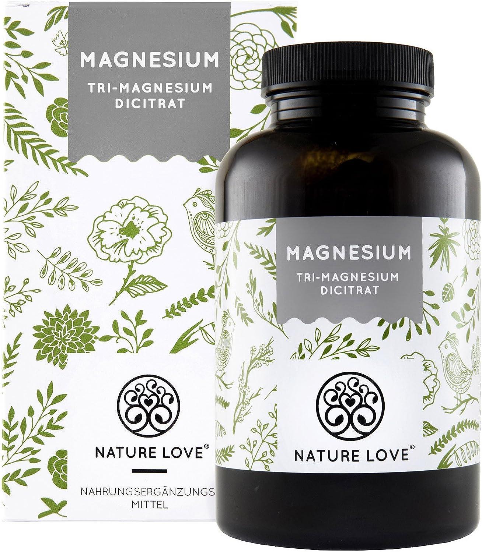 Premium Magnesiumcitrat 2250mg -