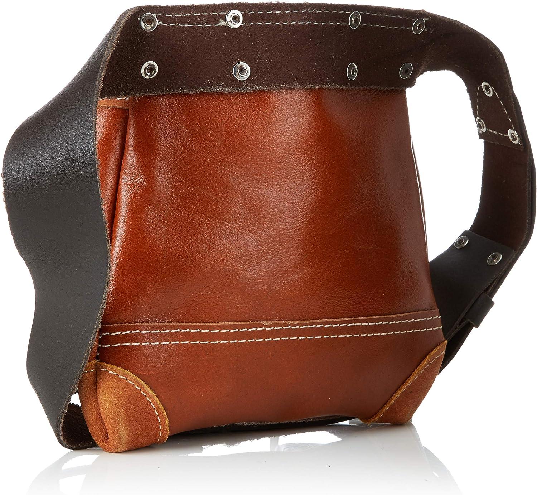 Bolsa de una sola herramienta marr/ón con cintur/ón marr/ón//negro Rolson 6887