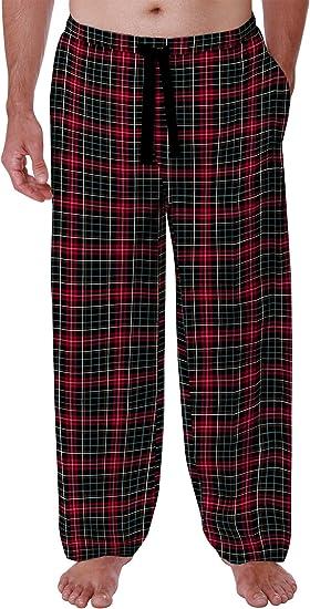 Izod Mens Matte Silky Fleece Sleep Pant