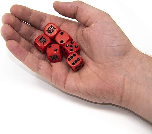 Ladybug Farkel Dice Game New