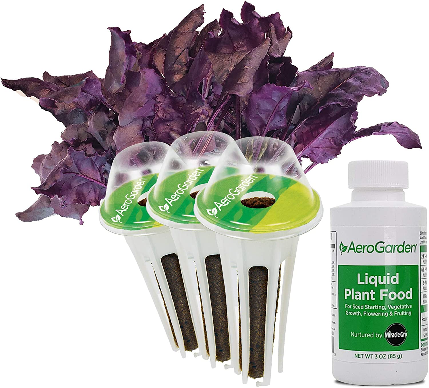 AeroGarden Beet Greens Seed Pod Kit, 3