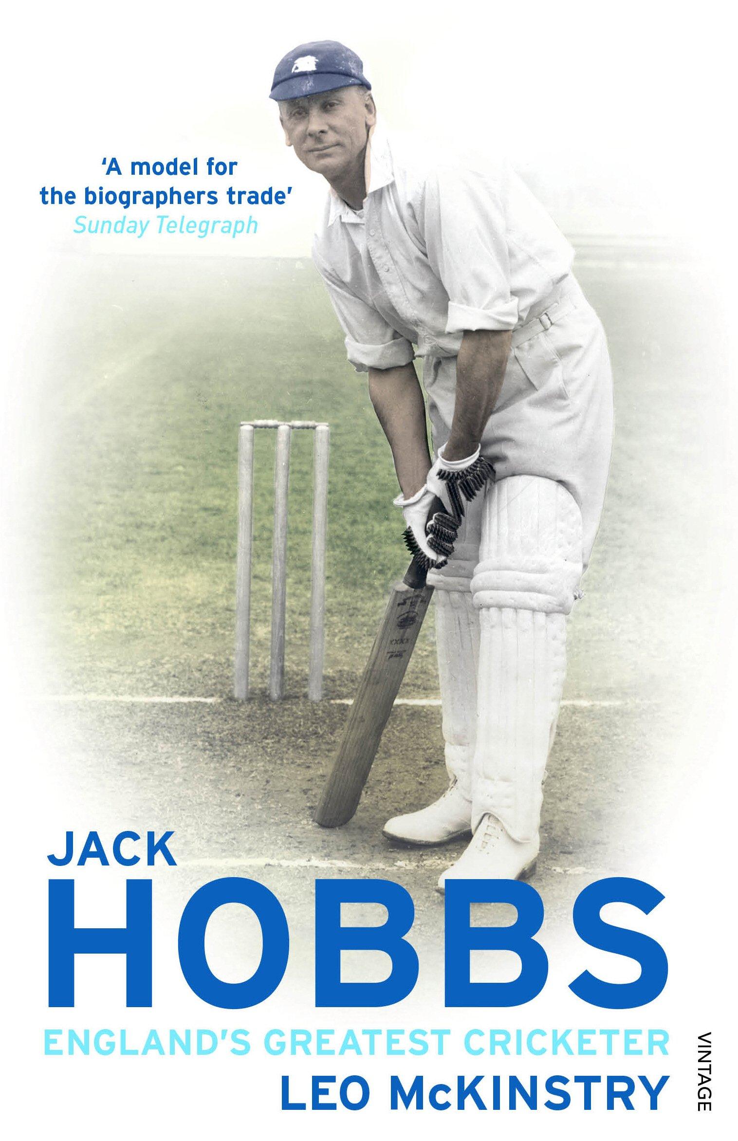 Jack Hobbs (English Edition)