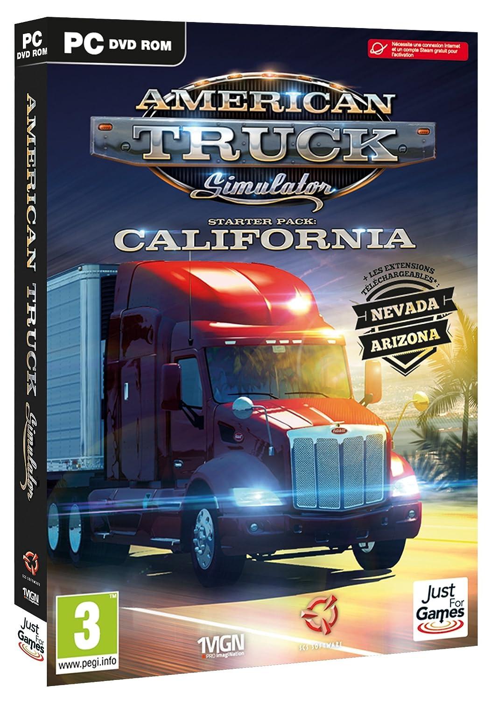 American Truck Simulator: Amazon fr: Jeux vidéo