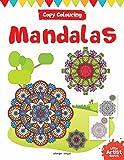 Little Artist Series Mandala: Copy Colour Books
