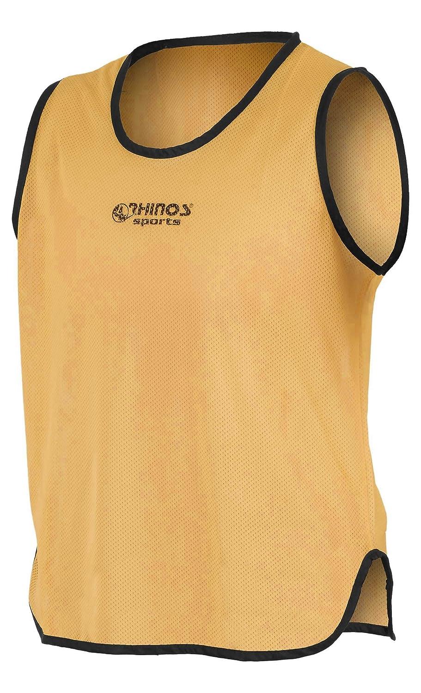 sports RHINOS pettorali di formazione, Mark Shirt RHINOS sports