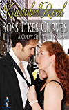 Boss Likes Curves: A Curvy Girl's Billionaire (A Curvy Girl's Guide to Love Book 2)