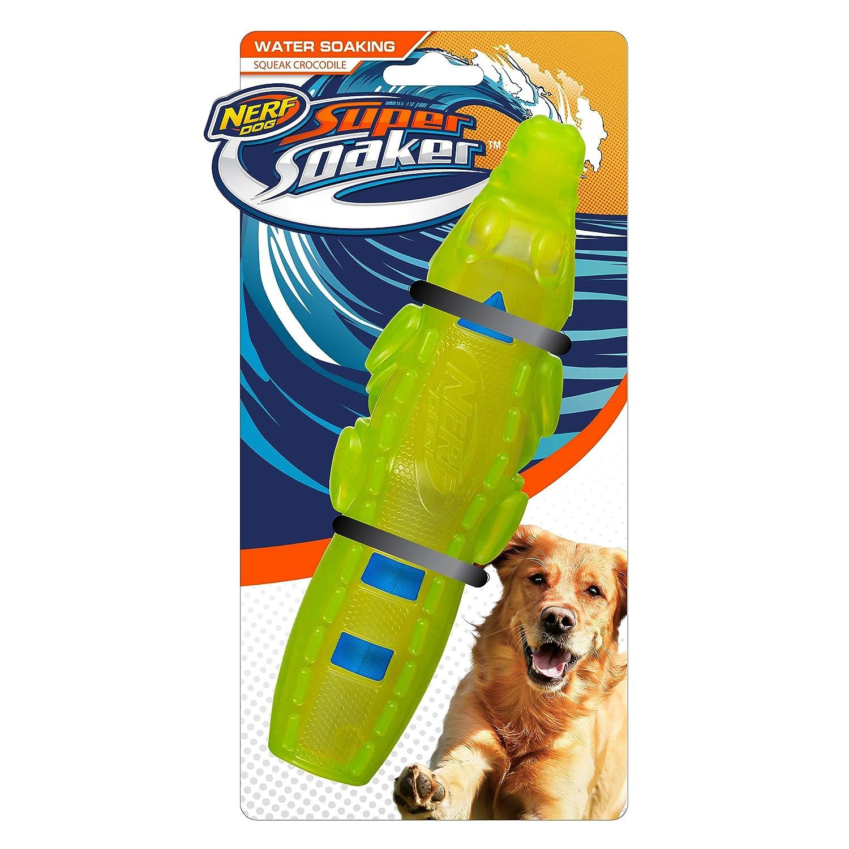 Nerf Dog Super Soaker Flottant Gator Stick Jouet Hagen 3454