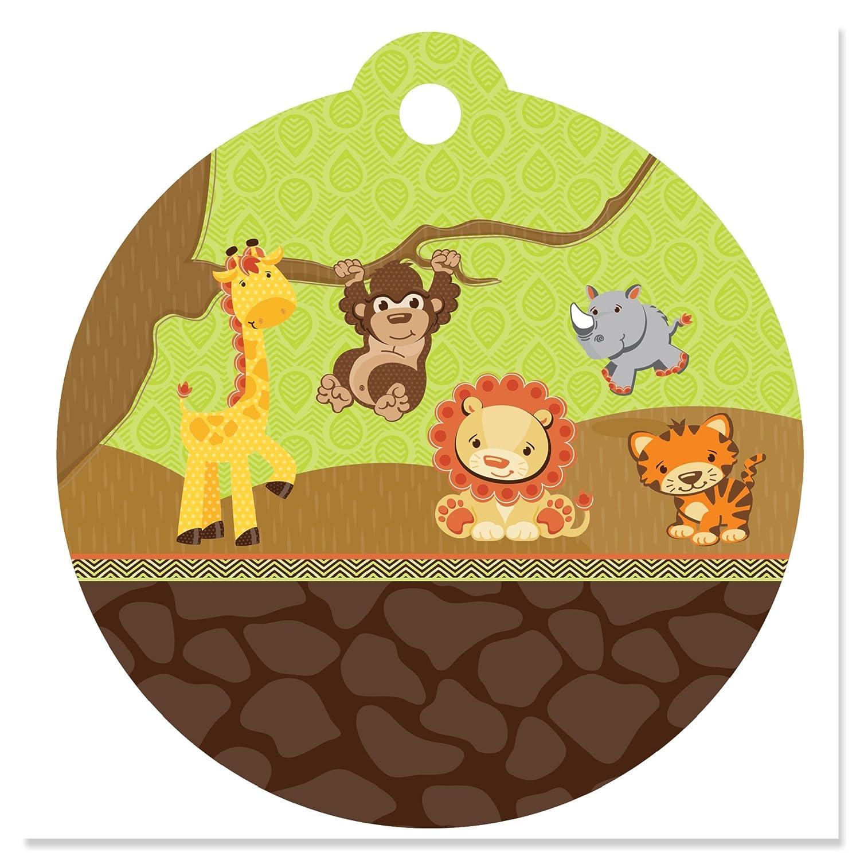 Amazon com: Funfari - Fun Safari Jungle - Baby Shower or