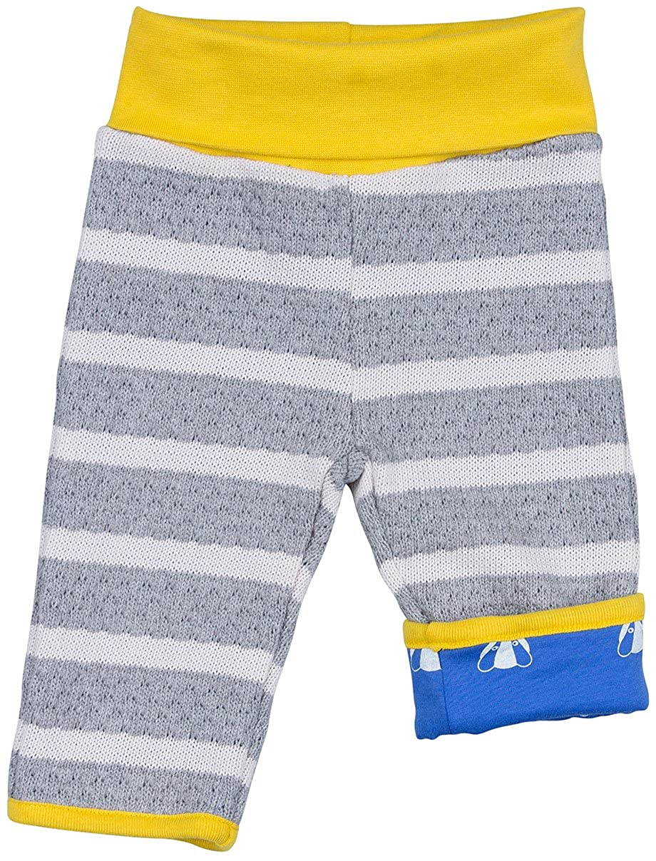 loud + proud Unisex Baby Hose Wendehose Strick Loud and Proud
