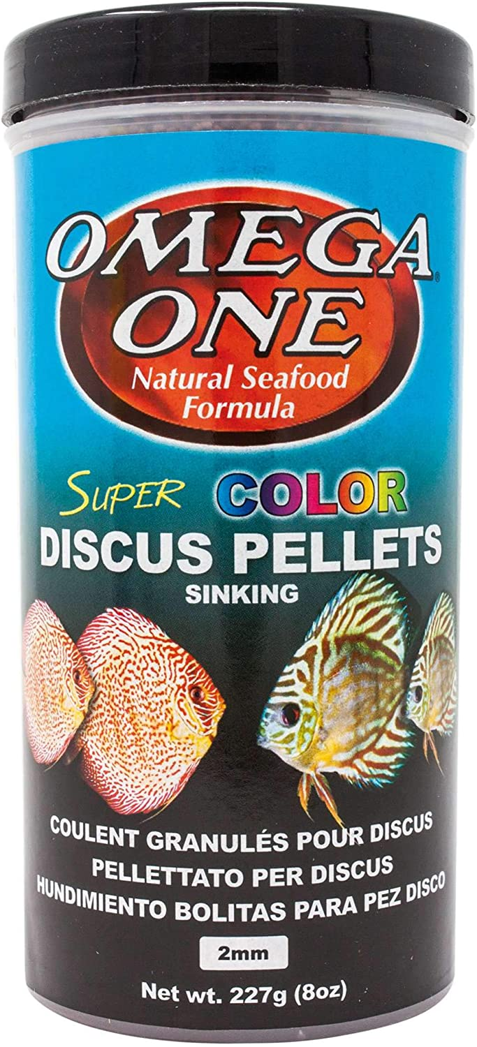 Omega One Discus Sinking Pellets 8 oz
