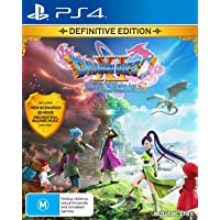 DRAGON QUEST XI S: ECHOES OF AN ELUSIVE AGE DEFINITIVE EDITION - PlayStation 4