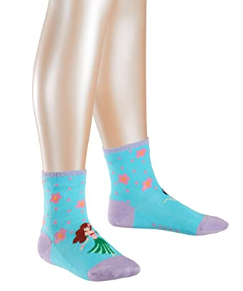 FALKE M/ädchen Raindrops Socken