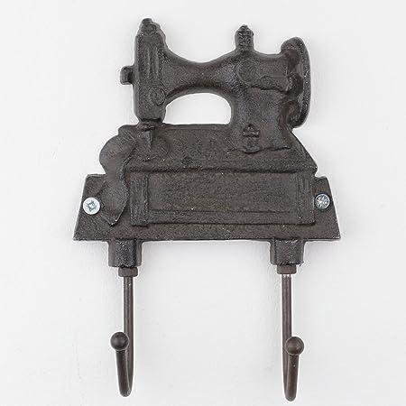 Dibor. Perchero de hierro fundido para colgar en la pared con ...