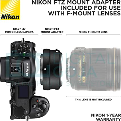 Digital Goja Nikon Z7 product image 2