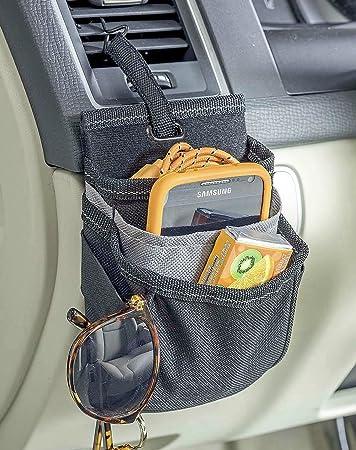 High Road DriverPockets Air Vent Phone Holder and Dash Organizer Sahara