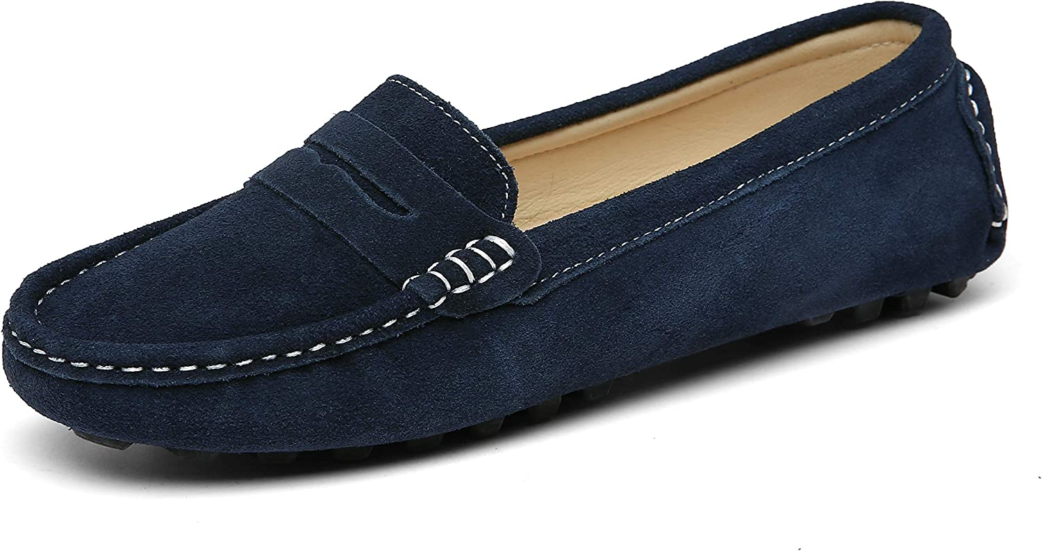 Penny Loafers Boat Shoes Flats