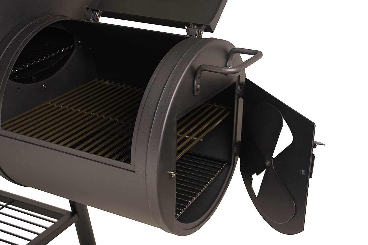 90 kg Grill Smoker Test