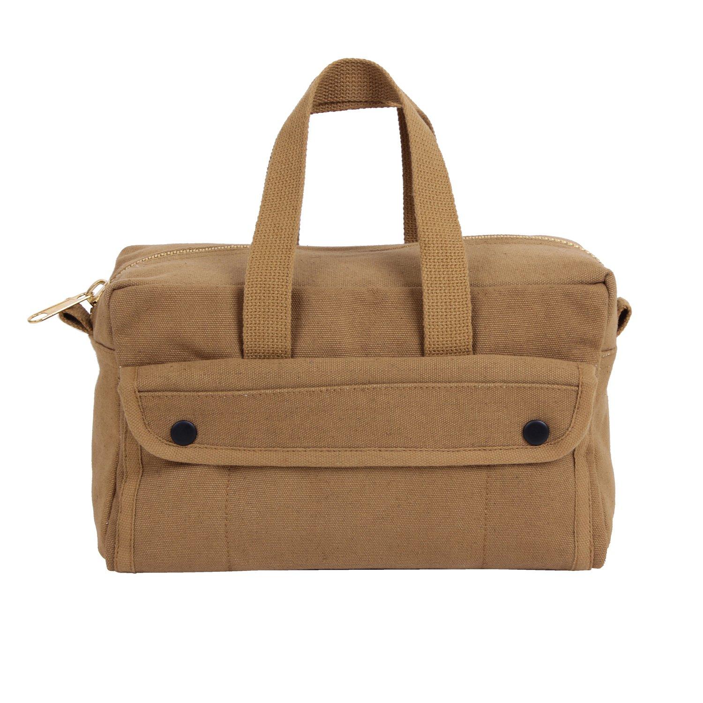 Rothco G.I. Type Mechanics Tool Bag (Coyote Brown) by Rothco