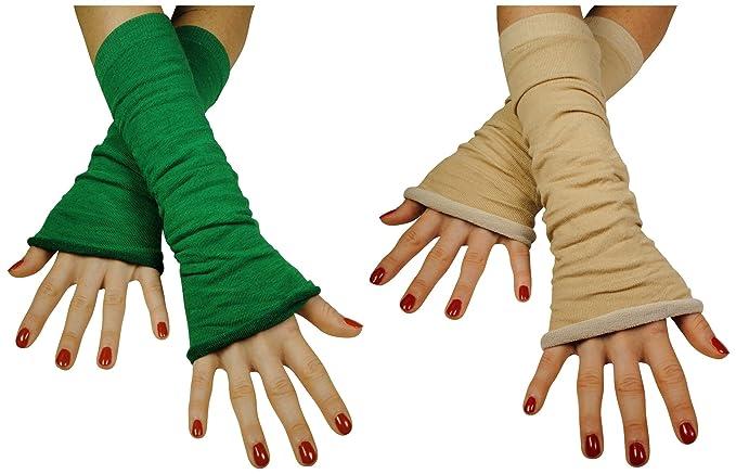 Beinstulpen  in 3 Farben Stulpen Beinstulpe Armstulpe Armstulpe