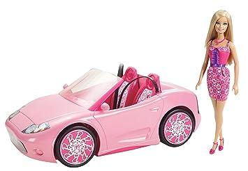 ConvertibleJeux Et Mattel X Barbie Doll 0451 Glam Jouets TlJc35u1FK