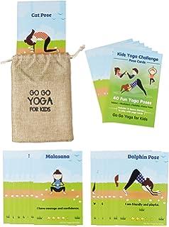 Amazon.com: ThinkFun Yoga Spinner Yoga Game for Kids Age 5 ...