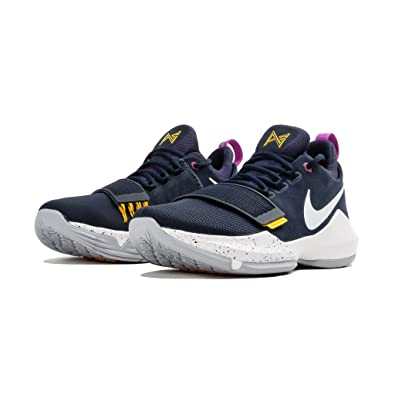 paul george shoes mens gold