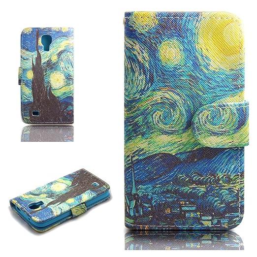 398 opinioni per Dokpav® Samsung Galaxy S4 SIV i9500 GT-i9500 i9505 GT-i9505 Custodia,Ultra Slim
