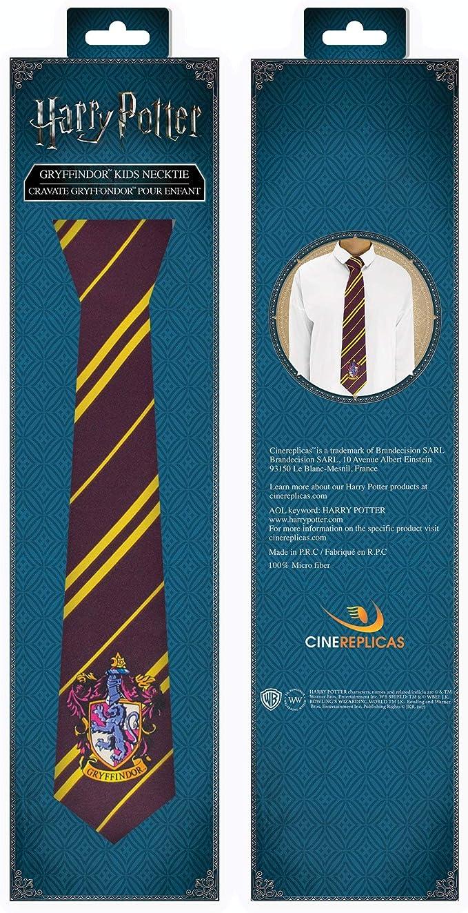 Cinereplicas - Harry Potter - Corbata Niños - Licencia Oficial ...