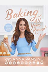 Baking All Year Round: From the author of The Nerdy Nummies Cookbook Hardcover
