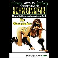 John Sinclair - Folge 1718: Die Messerkatze (German Edition) book cover