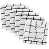 DII Microfiber Scratch Free Scrubber Cleaning Dishcloth, Wash Cloth Perfect for Kitchens, Dishes, Car, Dusting, Drying Rags,