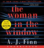 The Woman in the Window Low Price CD: A Novel