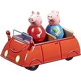 Peppa Pig Weebles 06310 Push-Along Wobbily Car