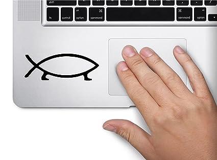 Amazon Darwin Fish Evolution Symbol Decal Funny Laptop Skin