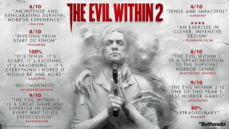 The Evil Within 2 (XBOX One) [importación inglesa]