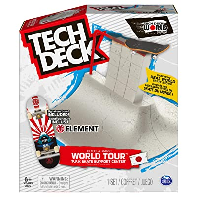 TECH DECK TED ACS BldaPkRp StrtSpots 3 M06 GBL: Toys & Games