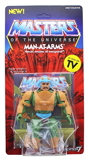 SUPER7 Masters of The Universe Vintage Collection Action ...
