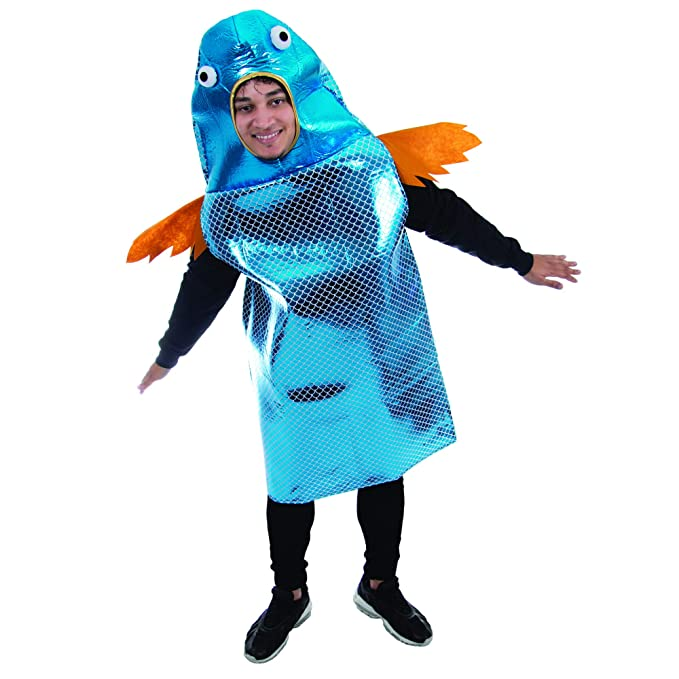 Amazon.com: Funky Fish Disfraz de Halloween, divertido traje ...