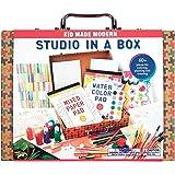 Kid Made Modern Studio In A Box Playset