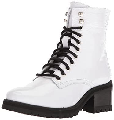 75af6a0d6d4 Steve Madden Women s Geneva Combat Boot  Buy Online at Low Prices in ...