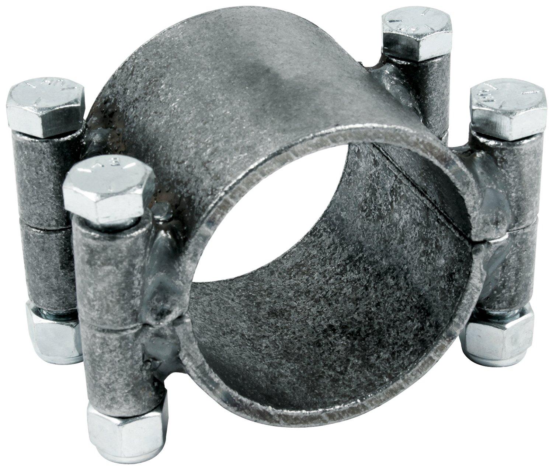 Allstar ALL60147 Steel 3'' Axle Tube 4-Bolt Design 3'' Wide Clamp-On Ring