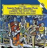 Francis Poulenc : Musique de chambre trio, sonate pour clarinette, sonate pour flûte et piano