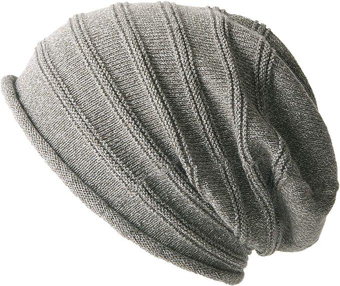 Gorro Invierno Algodón y Seda Mujer - Beanie Hombre Gorros Ropa Chemio Hat: Amazon.es: Ropa y accesorios